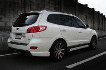 Тюнинг Hyundai SantaFe