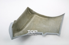 Накладки на задний бампер - Модель Tomato - Тюнинг Hyundai Tiburon Coupe