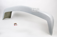 Передний бампер - Модель Сейдл - Тюнинг БМВ 7 в кузове е32