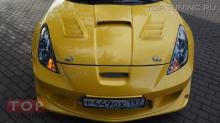 Передний бампер - Обвес APR New, тюнинг Toyota Celica T23