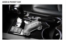 Чехол для смарт-ключа - 3 кнопки - для Хендай Соларис