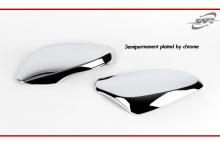 Стайлинг Хендэ Солярис - хромированные накладки на боковые зеркала заднего вида
