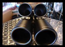 Тюнинг выхлопных систем J.BRITTEN Размер входного отверстия от - 72 мм, до 89 мм.