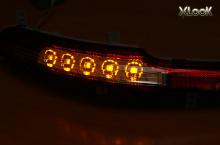 Тюнинг Kia Sportage - светодиодные модули
