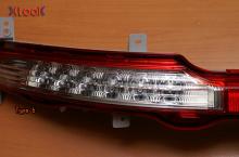 Тюнинг Кип Спортаж - LED-модули задних повторителей.