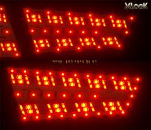 Светодиодные модули в стоп-сигналы - тюнинг Hyundai ix35