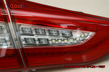 Тюнинг оптики Hyundai i30 - задние LED-модули (поворот и задний ход)