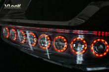 Тюнинг оптики Киа Соул - светодиодные модули в передние поворотники