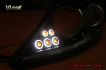 Тюнинг Киа Спортаж - светодиодные модули для поворотников