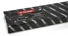 Стайлинг Киа Пиканто 2 - хромированные накладки на боковые двери - от компании Auto Clover.