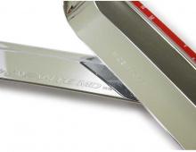 Тюнинг Хендай ix35 - ветровики на боковые окна хромированные - комплект 4 шт. - от компании Camily.