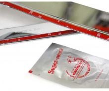 Тюнинг Хендай Соната YF - ветровики боковых окон - комплект 4 шт. - от производителя Camily.