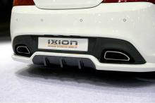 Тюнинг Hyundai Genesis Coupe - диффузор Ixion