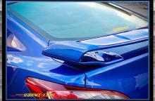 Спойлер Sequence на Hyundai Genesis
