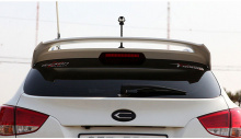 Тюнинг Хендай ix35 - спойлер на крышу