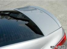 Тюнинг Hyundai Sonata - спойлер крышки багажника.