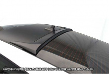 Тюнинг Hyundai Genesis Coupe - накладка на заднее стекло.