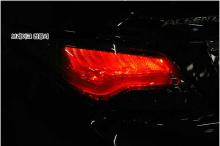Тюнинг оптики Хендай Солярис - светодиодные фонари.