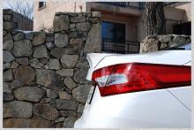 Окрашенный спойлер в цвет кузова -Luxury Generation отArt-X - Тюнинг Киа Оптима К5.