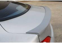 Лип-спойлер на Hyundai Genesis - крашенный пластик