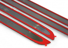 Стайлинг Киа Спортейдж 3 - накладки на боковые двери - комплект 4 штуки - от компании HSM.