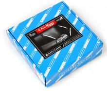 Тюнинг Киа Пиканто - Молдинги-накладки задних окон.Стоимость включает доставку из Кореи.