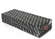 Реснички накладки на задние фонари - Тюнинг Киа Оптима К5 - от производителя Авто Кловер.