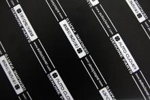 Хромированные реснички на задние фонари - Тюнинг Хендай Санта Фе 3 - ДМ. От производстеля Авто кловер.