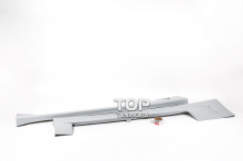 24 Пороги - Обвес Zefiro Ronda на Hyundai Tiburon Coupe GK