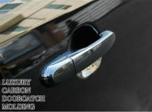 Стайлинг Киа Соренто - накладки на дверные ручки - комплект 4 штуки - от ателье ArtX.