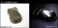 Стайлинг Хендай Велостер - накладки на стойки с 3D самосветящейся голограммой.
