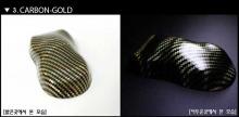 Стайлинг Киа Спортейдж 3 - накладки на центральные стойки с 3Д самосветящейся голограммой - от ателье ArtX.