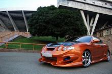 Тюнинг Hyundai Tiburon (Coupe) RD2 - Обвес Veil Side. Собственное производство.