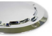 Стайлинг Киа Спортейдж 3 - накладка хромированная на крышку топливного бака - от компании Camily.
