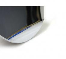 Хромированная накладка на лючок бензобака от производителя Camily - Стайлинг Киа Оптима.