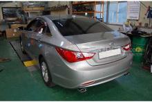 Тюнинг Hyundai Sonata VI