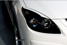 Верхние накладки на фары для Hyundai i30