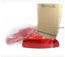 Тюнинг Киа Соренто - рефлекторы светодиодные в задний бампер - от компании Gogocar.