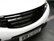 Тюнинг Киа Соренто - решетка радиатора - от компании FandampsB.