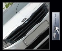 Комбинация решетки радиатора и ресничек - комплектLuxury Generation от компании Арт Икс - Тюнинг Киа Оптима.