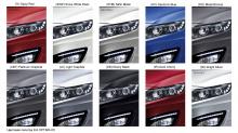 Решетка радиатора - окрашенная в цвет кузова - Тюнинг KIA OPTIMA - Art-XLuxury Generation
