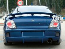Задний бампер - Модель Veil Side - Тюнинг Hyundai Tiburon RD.