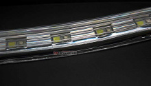Светодиодные вставки для противотуманных фар с ходовыми огнями Audi Style, тюнинг PATMOS для Chevrolet Cruze.