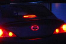 Стайлинг Киа Соренто - шильдики со светодиодной подсветкой - от компании ArtX.