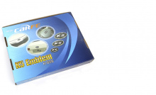 Эмблемы шильдики K5 - Тюнинг KIA OPTIMA от производителя Mobis - Серебряная серия серия. 3 шт.