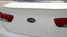 Стайлинг Hyundai ix35 - шильдики на переднюю и заднюю панели - 3 варианта - от ателье ArtX.