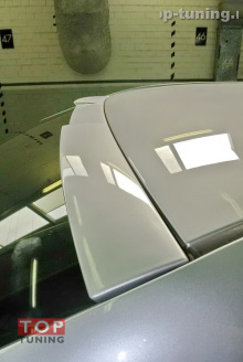 Тюнинг Toyota Camry V50 - Спойлер на стекло