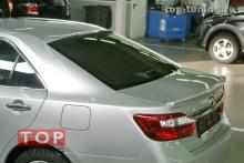 Накладка на стекло - Тюнинг Toyota Camry V50