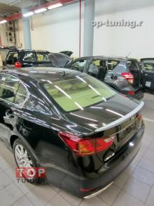 Тюнинг Lexus GS New - Спойлер на багажник - в наличии!