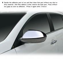 Стайлинг Киа Спортейдж 3 - накладки хромированные на боковые зеркала заднего вида - комплект 2 штуки - от компании Kyung Dong.